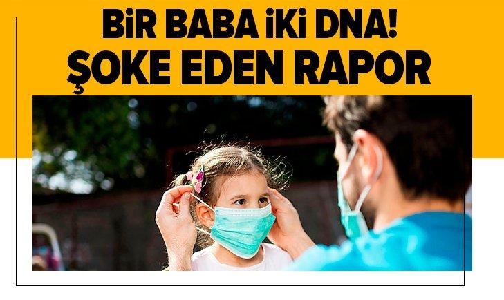 Bir baba iki DNA!