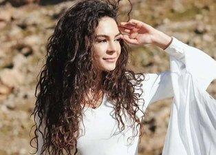 Hercai'nin Reyyan'ı Ebru Şahin'in makyajsız haline beğeni yağmuru
