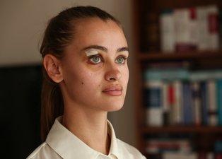 Çeşme'de dövüldüğünü öne süren Ukraynalı model savcılıkta ifade verdi