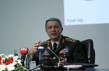 Akar'dan flaş Afrin açıklaması!