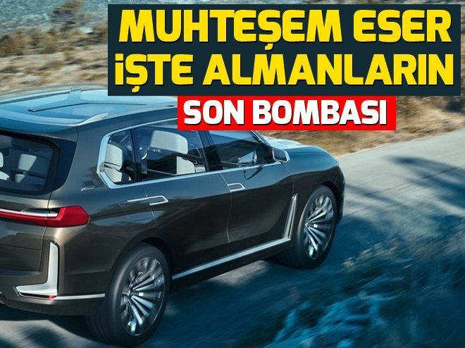 YENİ BMW C7 İPERFORMANCE CONCEPT