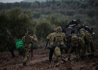 Fırat'ın doğusuna operasyon için ÖSO birlikleri emir bekliyor