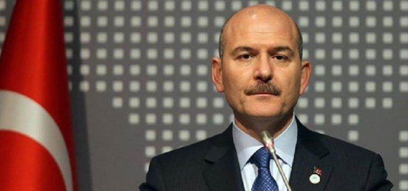 Son dakika: İçişleri Bakanı Süleyman Soylu duyurdu! Sokağa çıkma ...