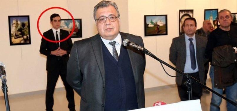 ANDREY KARLOV SUİKASTINDA FLAŞ GELİŞME