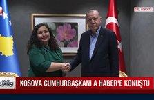 AB'ye tepki gösterdi Erdoğan'a teşekkür etti