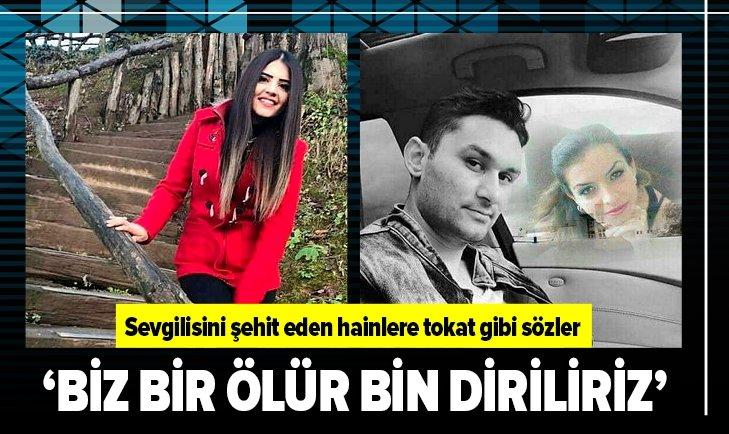 Katil sürüleri Zeynep hemşirenin Ümit'ini de aldı