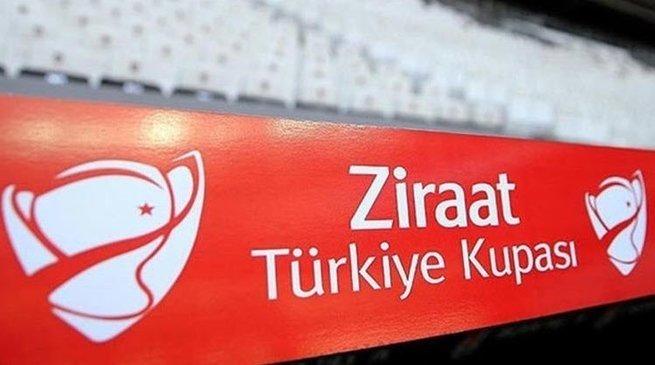 Ziraat Türkiye Kupası'nda günün toplu sonuçları