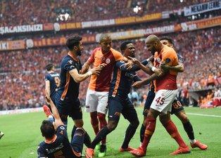 Başakşehir'in golü sonrası ortalık karıştı