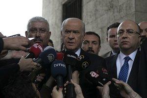 Son dakika! Bahçeli'den Mansur Yavaş çıkışı: Mazbatayı almıştır ama vicdanlarda beraat etmemiştir