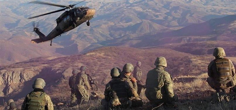 AMANOSLAR'DA PKK'YA AĞIR DARBE