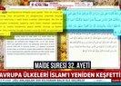 ANALİZ - Avrupa yeniden İslam'ı keşfetti! Türkiyede koronavirüs üzerinden İslam düşmanlığı yapıldı |Video
