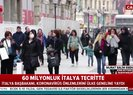 60 milyonluk İtalya tecritte! Koronavirüs tedbirleri ülke geneline yayıldı! Roma Büyükelçisi Murat Salim Esenli A Haber canlı yayınında