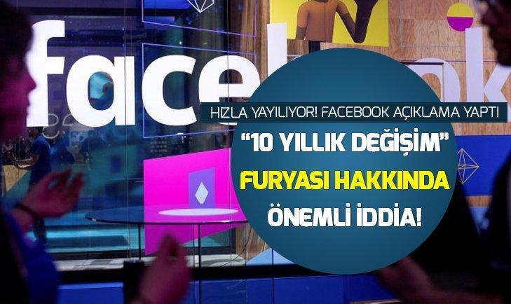 '10 YILLIK DEĞİŞİM' FURYASI HAKKINDA ÖNEMLİ İDDİA!