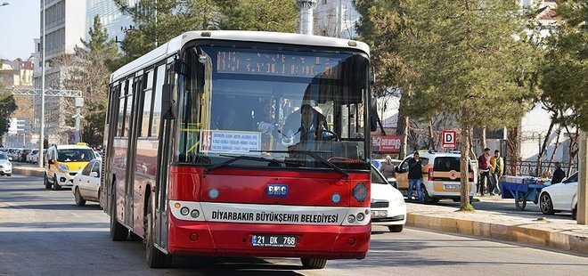 DİYARBAKIRLILARA TOPLU TAŞIMA MÜJDESİ!