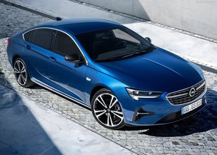 2020 Opel Insignia makyajlandı