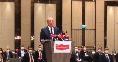 Son dakika: Muharrem İnce CHP'yi topa tuttu: Seninle siyaset yapmam ben