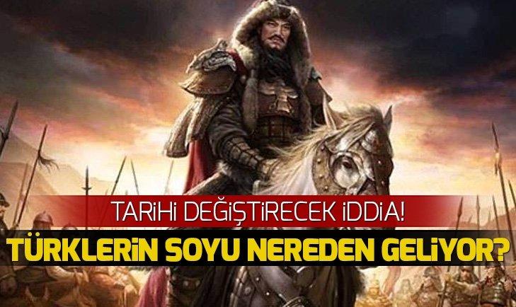 Türklerin soyu nereden geliyor? (Türkler bu kıtadan mı geliyor?)