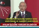 CHP'li belediyelerin işçi zulmü sürüyor | Video