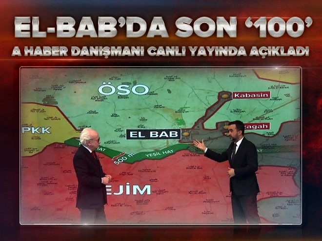 EL-BAB'DA SON '100'
