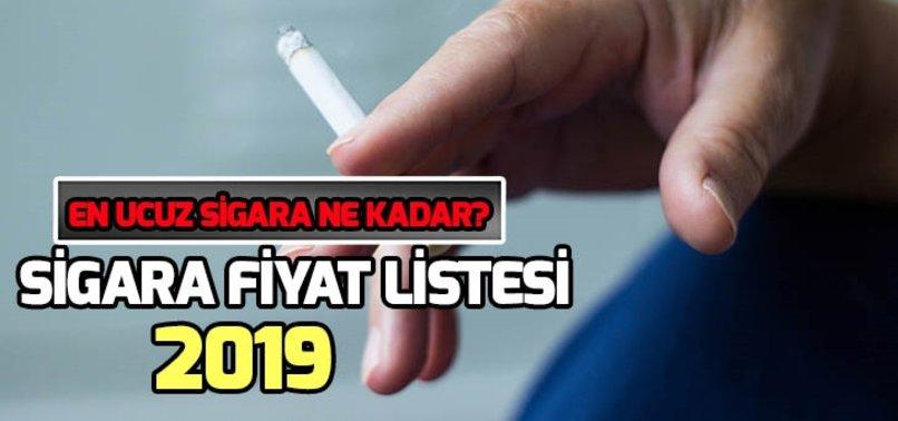 Sigara Fiyatları Ne Kadar Oldu En Ucuz Sigara Fiyatı Ne Kadar 2019