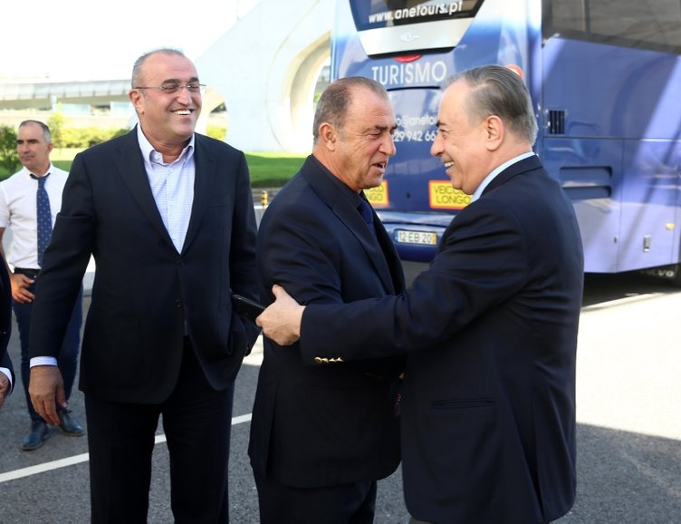GALATASARAY'DA YENİ SEZONA 3 TRANSFER BİRDEN!