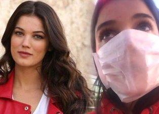 Corona virüs nedeniyle anneannesini kaybeden Pınar Deniz'den ilk mesaj