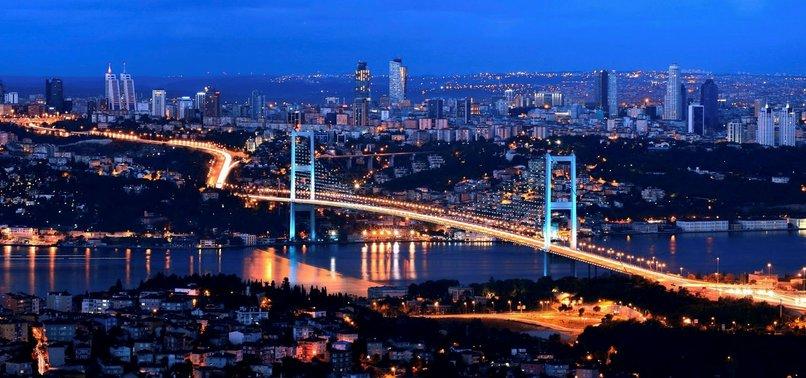 DÜNYANIN GÖZÜ İSTANBUL'DA