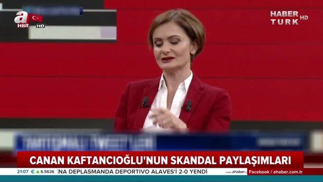 İşte CHP'nin İstanbul İl Başkanı Canan Kaftancıoğlu! Skandal tweetler