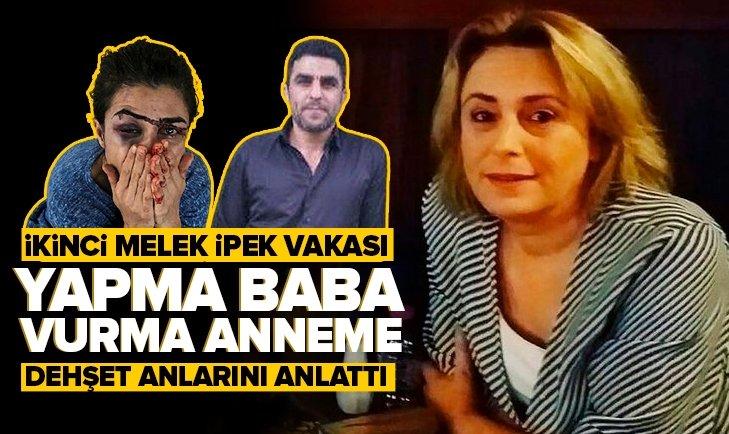 İkinci Melek İpek vakasında Nuran Özdemir'in yeğeni dehşeti anlattı