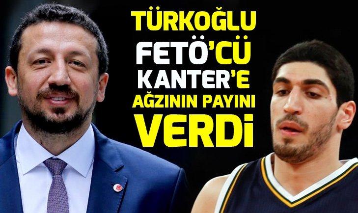Hidayet Türkoğlu'ndan FETÖ'cü Enes Kanter'e sert tepki
