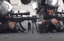 İsrailli keskin nişancı korkudan ne yapacağını şaşırdı!