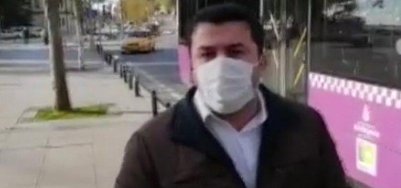 İBB kontrolündeki İETT'de büyük skandal! Koronavirüslü otobüs şoförü direksiyon başında yakalandı