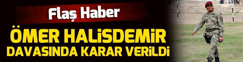 Ömer Halisdemir davasında karar!