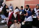 HDP önündeki eylemde aile sayısı 31 oldu