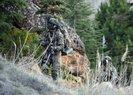 Kritik bölgede PKK inlerine girildi