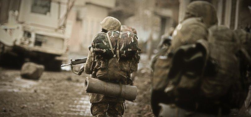 TSK'DAN PKK'NIN YAYILMACI POLİTİKASINA DARBE!