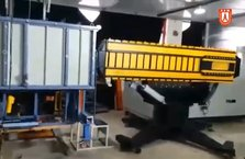 Elektromanyetik Fırlatma Sistemi ŞAHİ209'un testlerine başlandı