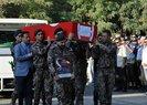 Şehit Kansuva için cenaze töreni düzenlendi