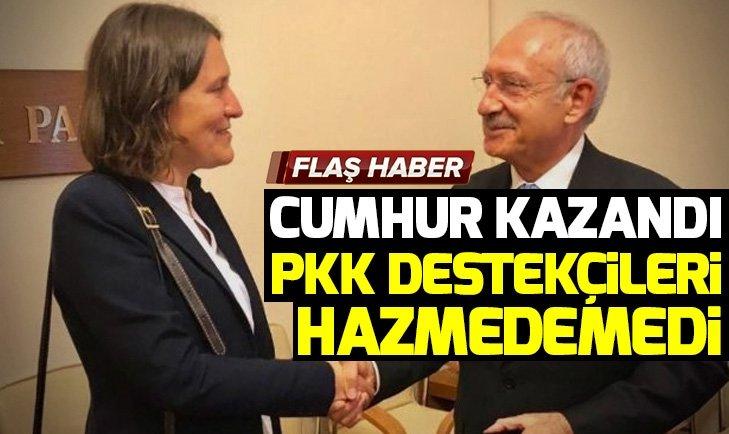 Avrupa Parlamentosu raportörü Kati Piri seçimlere müdahil oldu