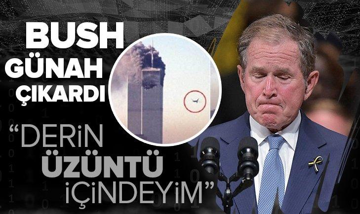 Eski ABD Başkanı George Bush'tan Afganistan açıklaması: Derin üzüntü duyuyorum!