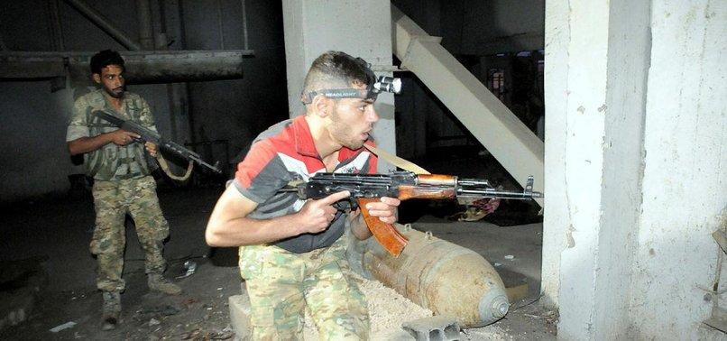 YPG'Lİ TERÖRİSTLERİN HAVAN VE ROKET DEPOSU ELE GEÇİRİLDİ