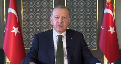 Son dakika: Başkan Erdoğan'dan Srebrenitsa açıklaması