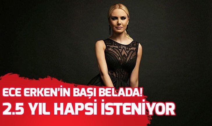 ECE ERKEN, MİMARA HAKARET ETTİĞİ İÇİN YARGIDA!