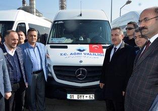 İran-Türkiye arasında transit sefer