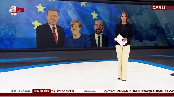 Doğu Akdeniz zirvesi 14.00'te! Başkan Erdoğan'dan kritik görüşme