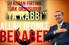 """A Haber'den Afrin """"Zeytin Dalı Harekatını Erdoğan'ın sözleriyle anlatan klip!"""