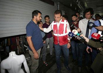 ''İmamoğlu tekrar Bodrum'a gitti'' iddiası! Sel felaketine dostlar alışverişte görsün diye gelmiş!