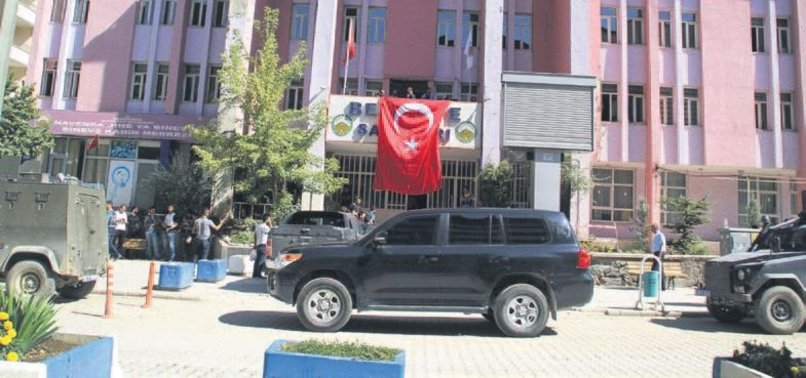 HDP'NİN OYUNU TUTMADI HALK KAYYUMDAN MEMNUN