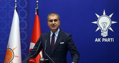 AK Parti Sözcüsü Ömer Çelik'ten Mesut Yılmaz için başsağlığı mesajı