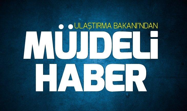 Ulaştırma ve Altyapı Bakanı Mehmet Cahit Turhan'dan İstanbul banliyö hattı müjdesi